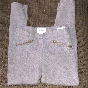 Legging w/ zipper pockets